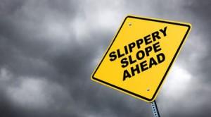 slippery-slope