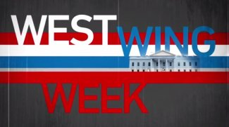 """White House-produced """"newscast"""" called """"West Wing Week""""  (Screen shot from government-funded video)"""
