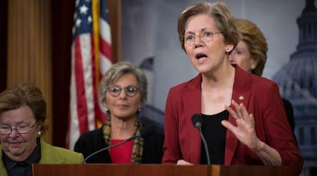 Credit: Senate Democrats @ Flickr / Creative Commons