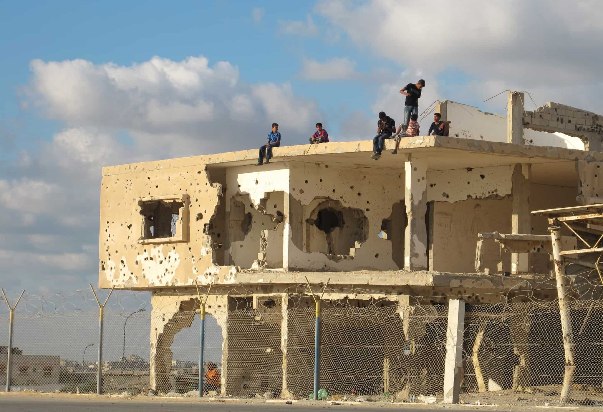 Life in Gaza (United Nations Photo flickr/cc)