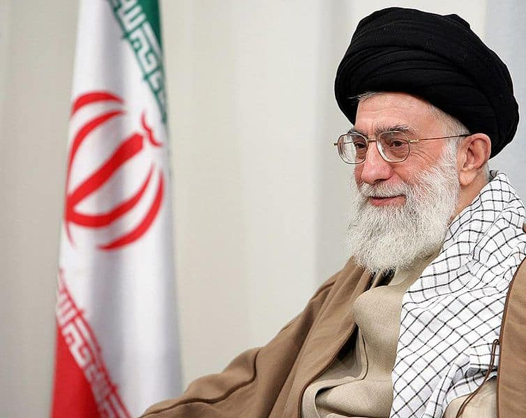 Ayatollah Ali Khamenei, the supreme leader of Iran, has said once again that his nation has no desire for a nuclear weapon and would never preemptively invade or attack a foreign nation. (photo: Aslan Media /flickr.cc)