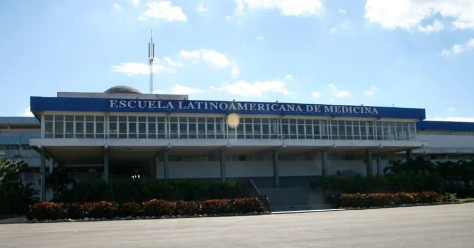 In 1999, Cuba founded ELAM (the Latin America School of Medicine), the world's largest medical school. It offers a free education (including books and a living stipend) to students from poor countries, and more than 10,000 students have graduated from its highly respected six-year program. (Photo: PBS News Hour/flickr/cc)