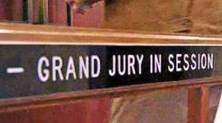 Grand Jury in session