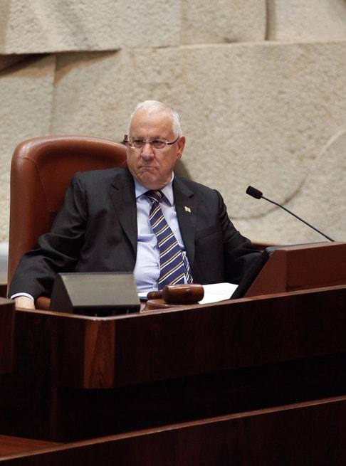 Israeli President Reuven Rivlin (Photo: jstreetdotorg @ flickr.cc)