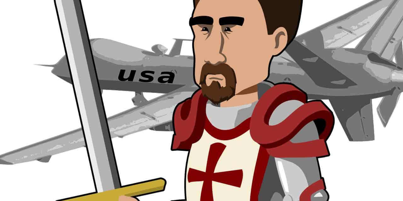 crusaderdrone