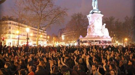 Photo: Nuit Debout @ Facebook
