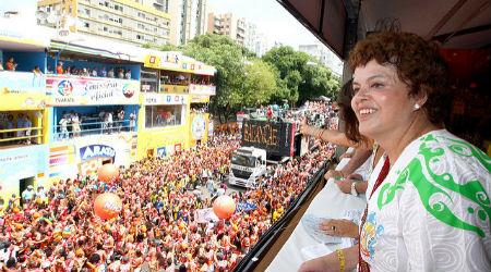 Brazilian President Dilma Rousseff  Photo: Fotos GOVBA - Flickr - CC BY 2.0