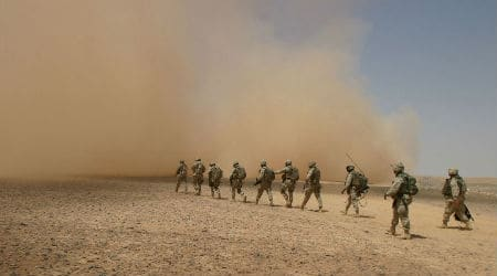 Photo: U.S. Marine Corps photo by Sgt Michael A. Blaha / Public Domain Government Work
