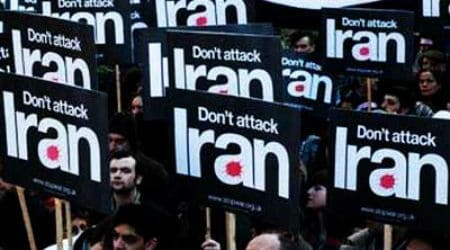 iran_dont_attack_placards_400- STOP THE WAR COALITION POSTER DEMO